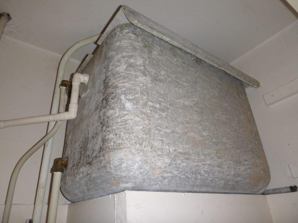 Asbestos Cement Water Tank