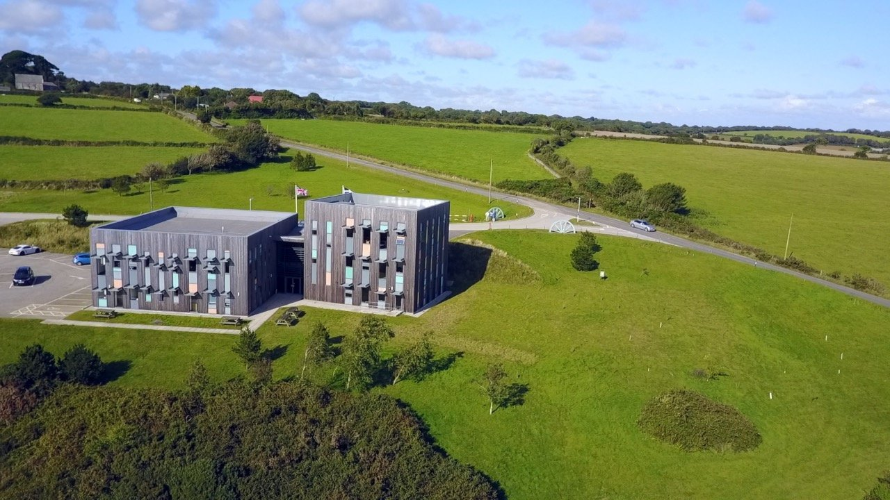 Allium Environmental's offices in Cornwall