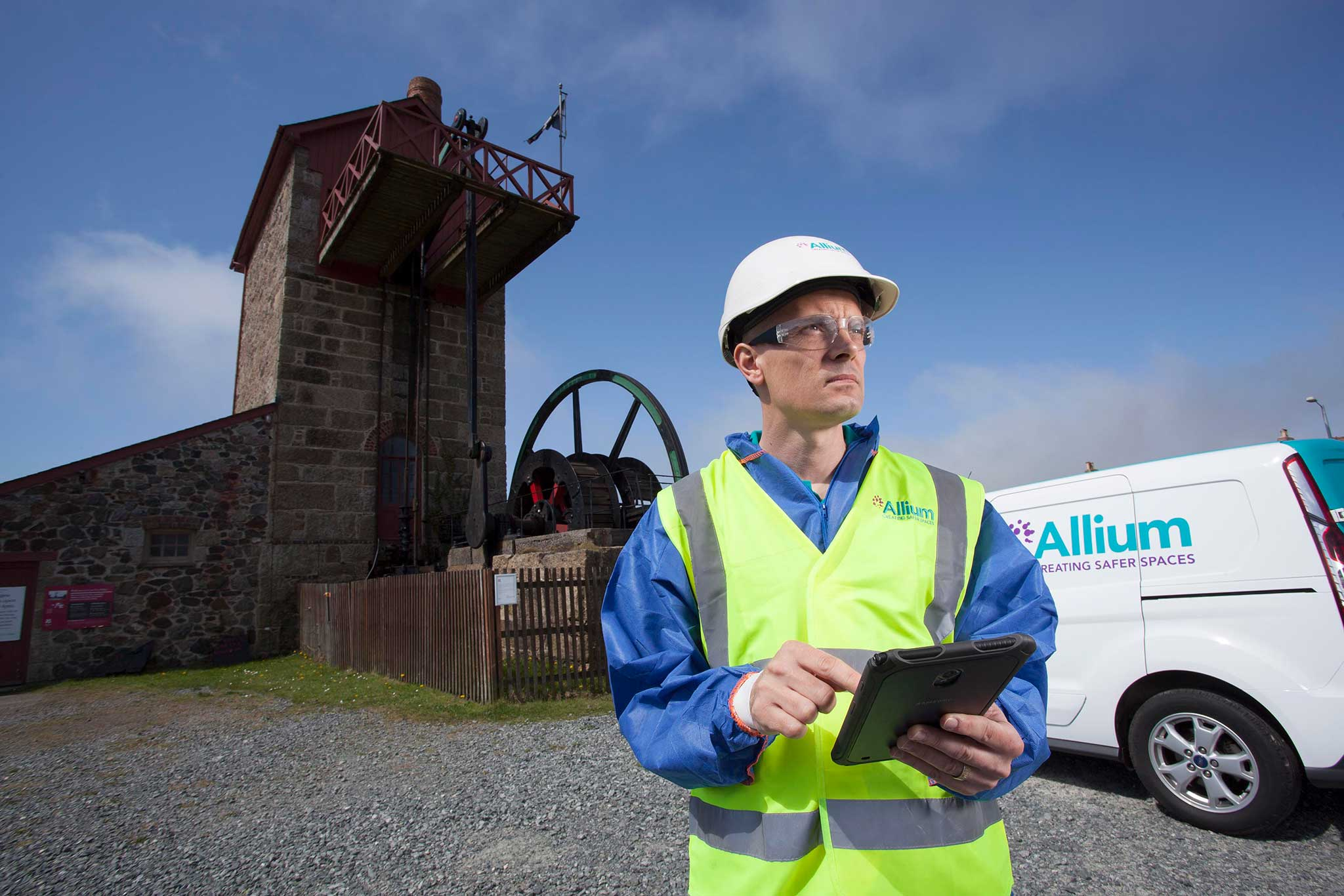 Asbestos surveys, consultancy and management
