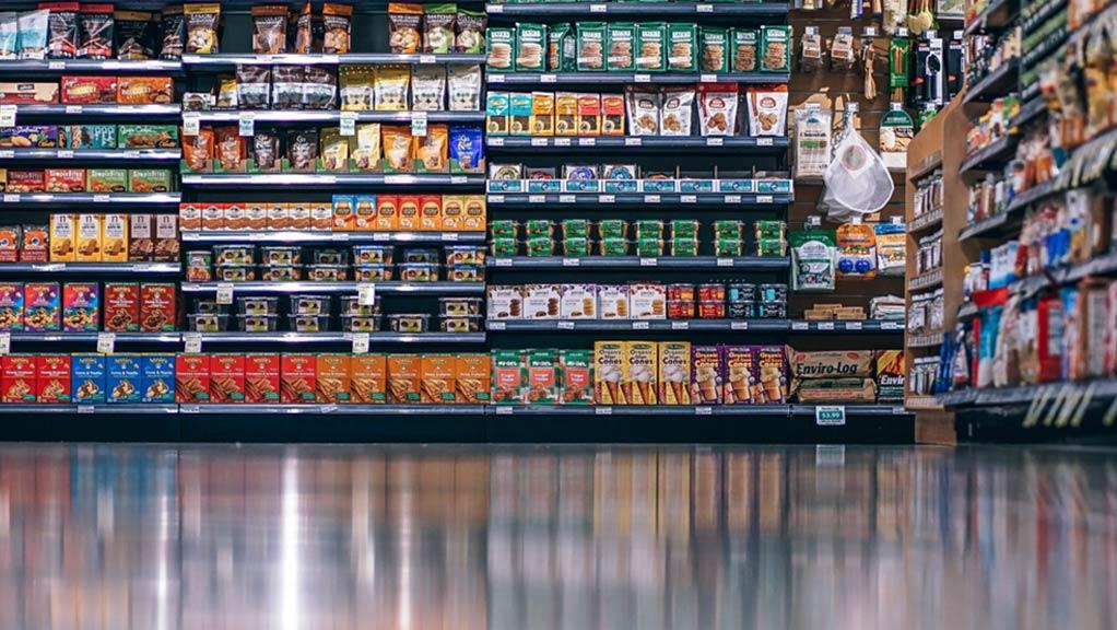 Supermarket retail asbestos