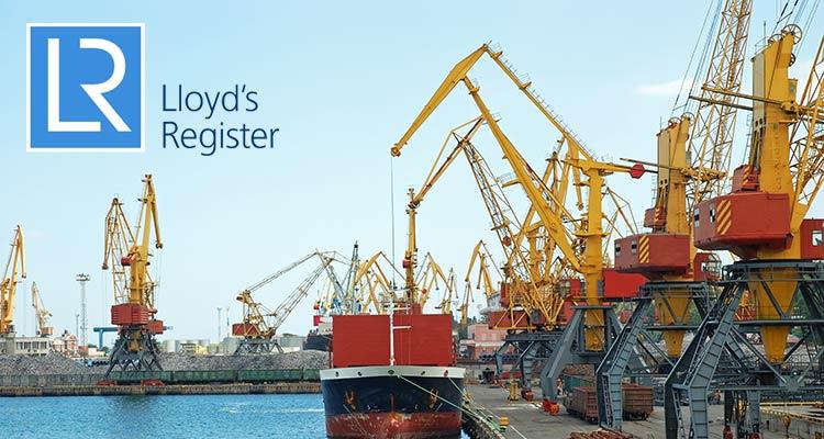 IHM Asbestos Lloyds Register ship