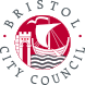 Bristol council logo - asbestos in council properties
