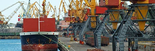 Lloyds register ship in port for IHM