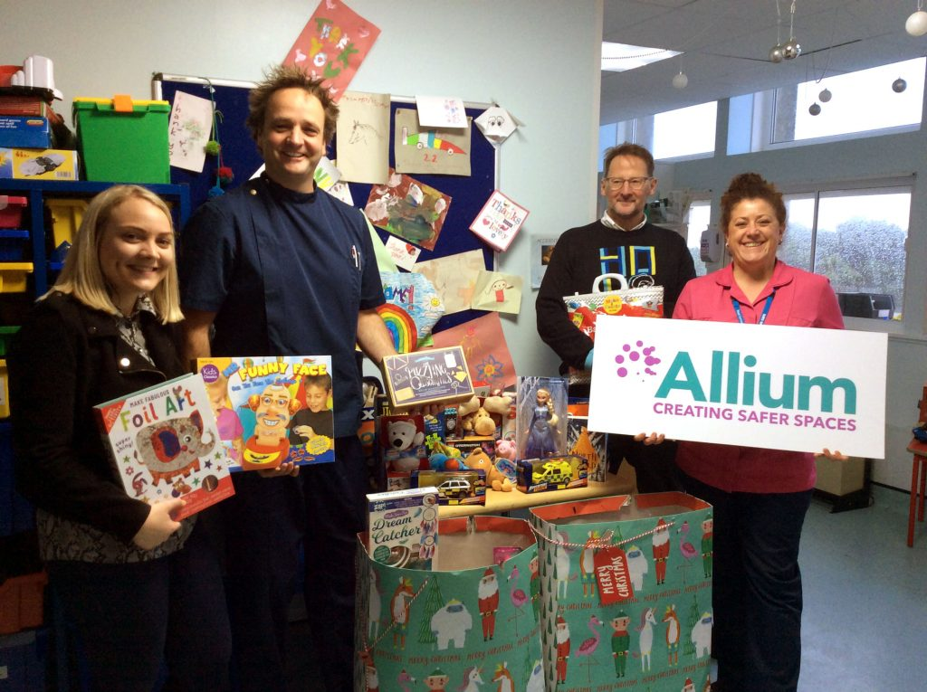 Christmas Toy Appeal Treliske Hospital
