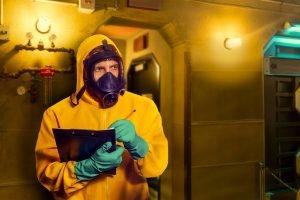 Biohazard Surveys Header Image