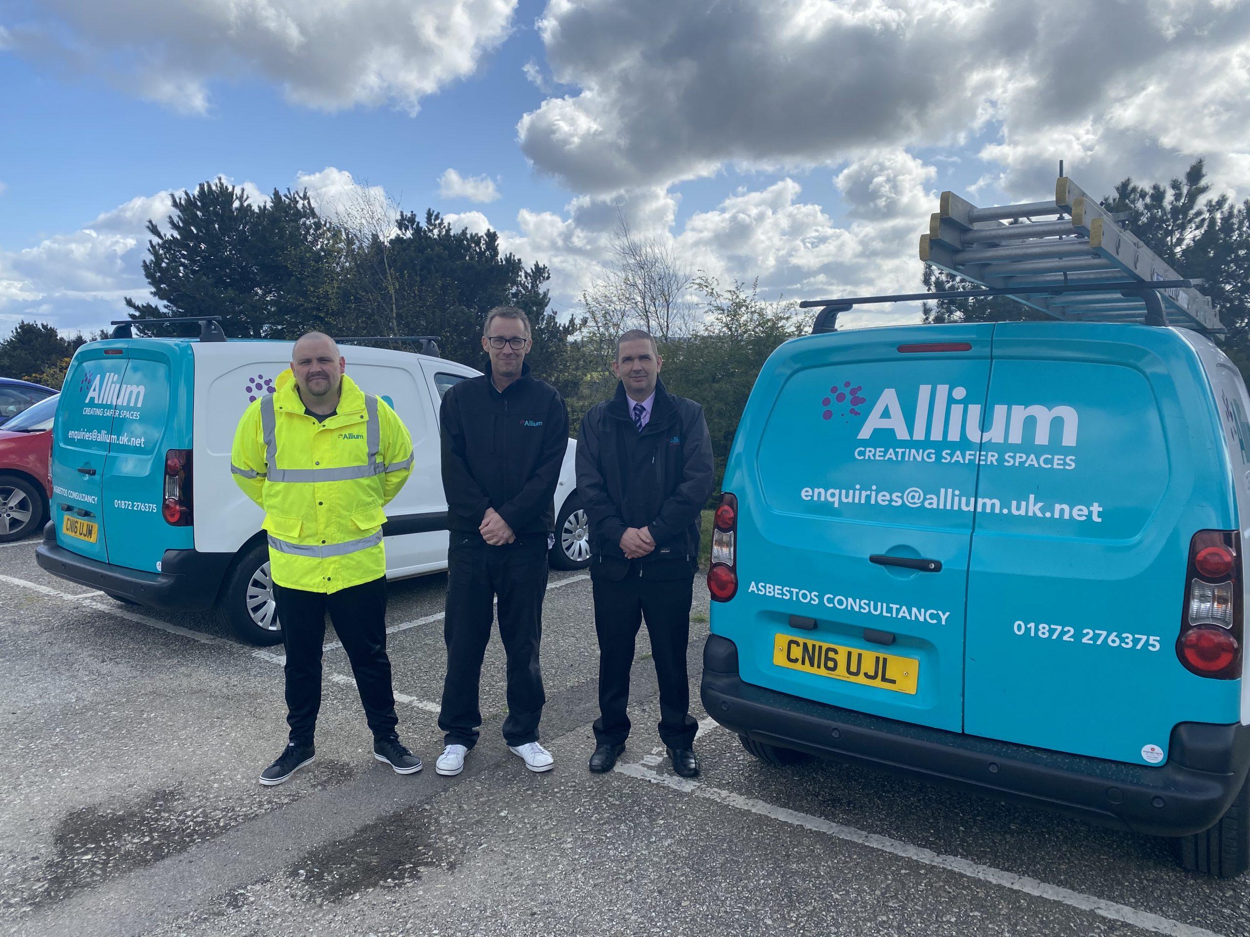 Asbestos Surveyors for Cornwall, Southampton and Yorkshire